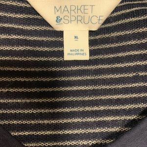 Market and spruce top